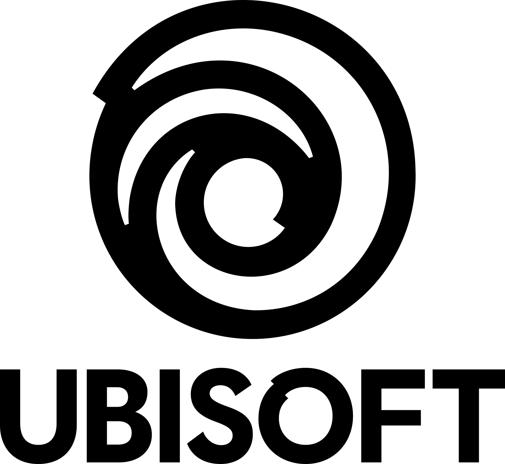 Ubisoft Entertainment Logo